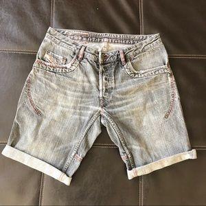 Vintage Diesel Denim Shorts